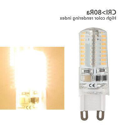 10 G9 Warm/Daylight White Bulb Lamp Light AC Shipping