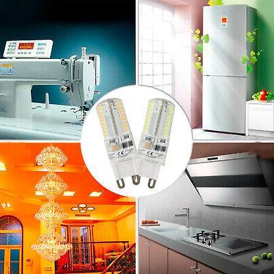 10 Pack LED Warm/Daylight White Bulb Light AC Shipping