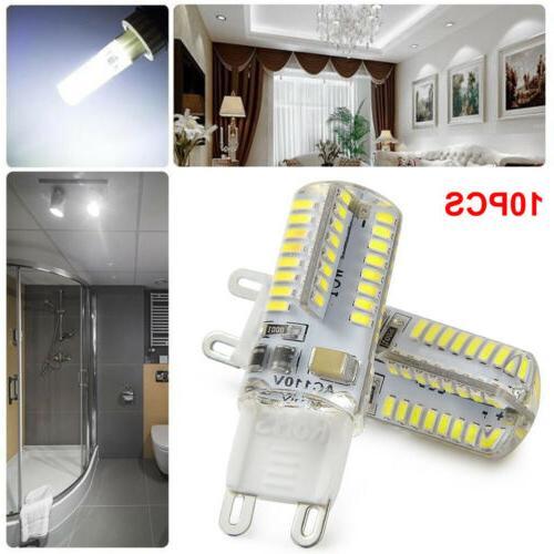10 G9 Warm/Daylight Bulb AC Sgipping