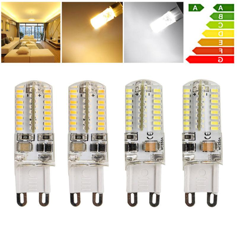 10 x LED G9 Warm/Daylight White LED Corn Bulb Lamp Light 120