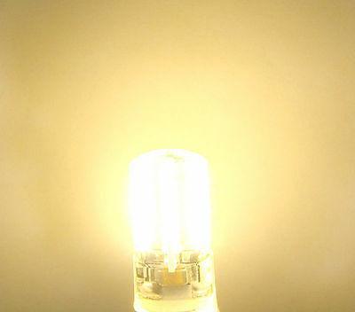 10pcs E12 Light Bulb 3014SMD Lamp White 110V 120V