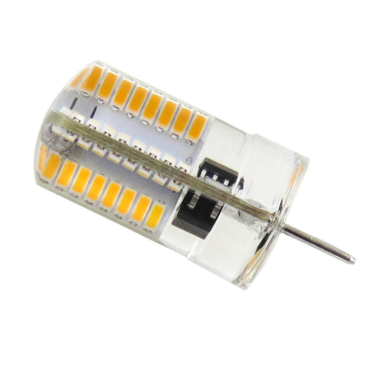 10pcs G8 Bi-Pin T5 64 Light Bulb Lamp 110V White