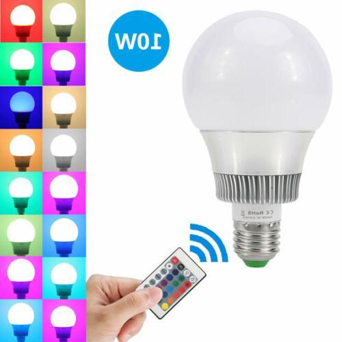 10W Light Changing Magic Memory Control