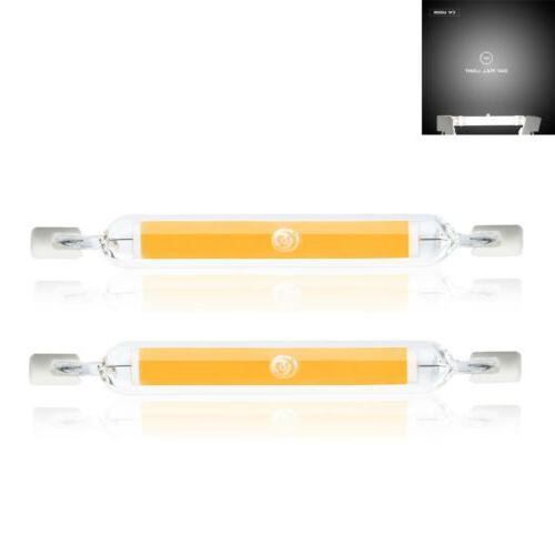 118mm r7s cob led bulbs 9w j