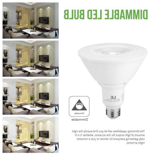 12 Pk LED Bulb = Equivalent Daylight Light