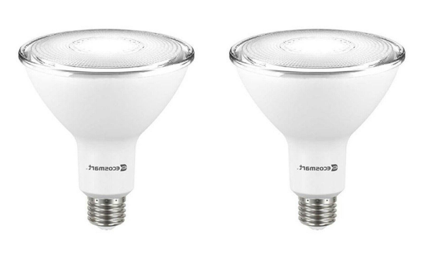 EcoSmart 90-Watt PAR38 Dimmable Flood LED Light Bulb Bright