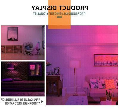12W RGB+White E27 LED Light Bluetooth Speaker