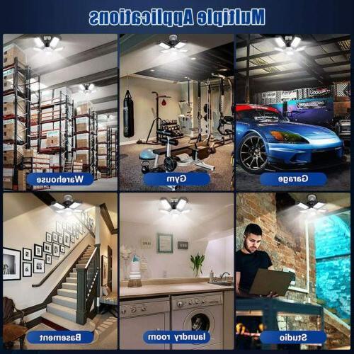 Garage Ceiling Fixture