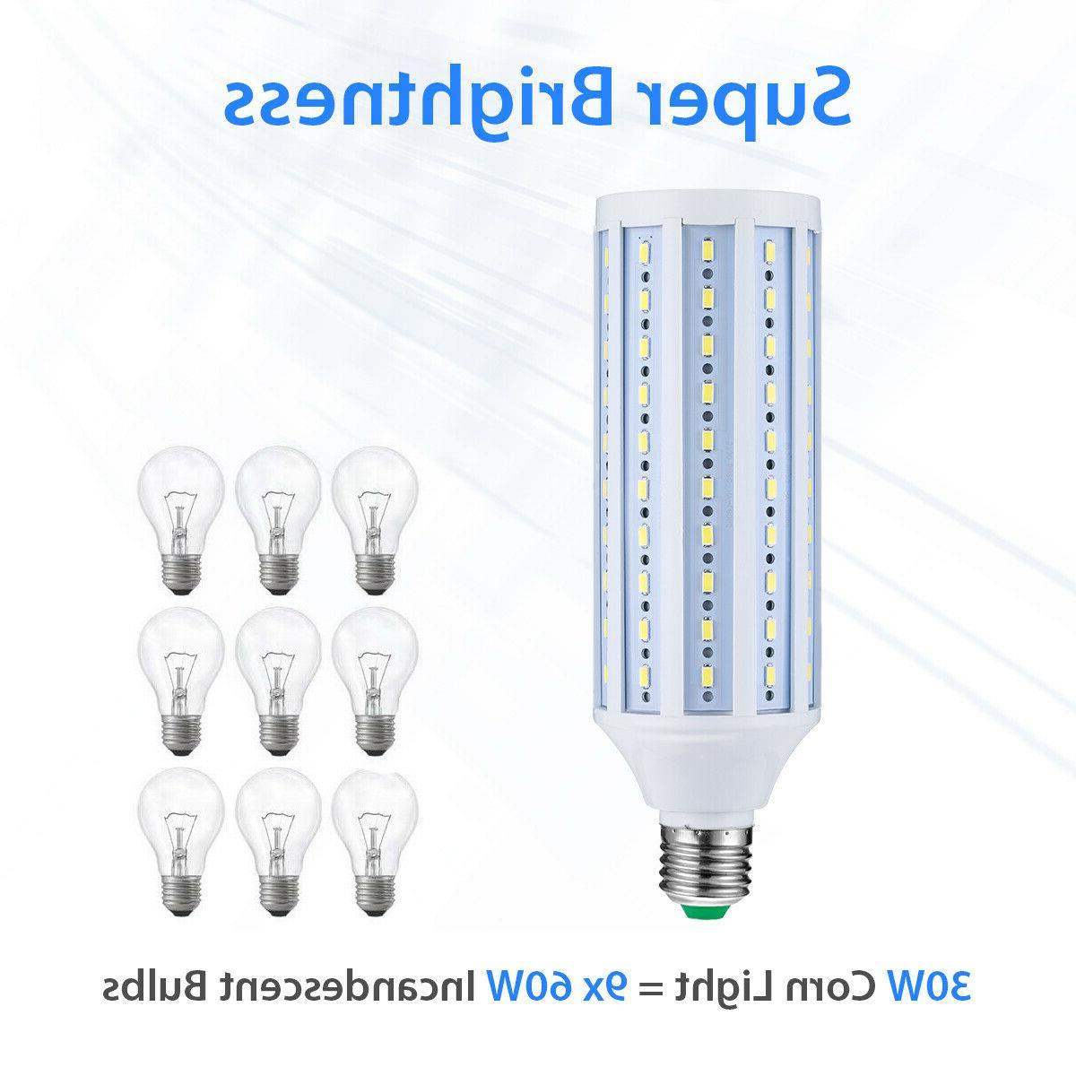 LED Bulb E27 Garage Lamp