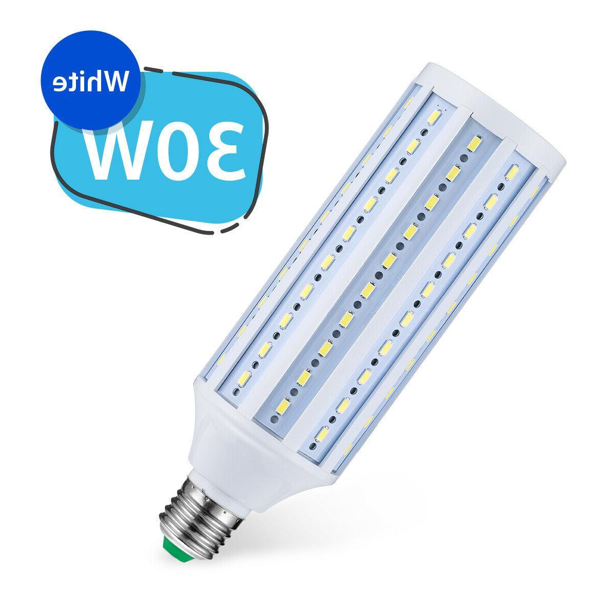 6000K 150W Equivalent LED Bulb 120-Chip Corn Light E26 2600L