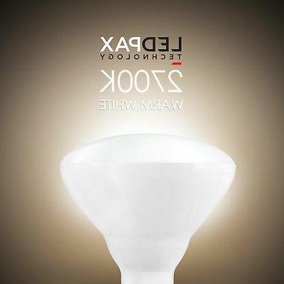 LEDPAX Technology 15W E26 Dimmable LED Spotlight Light Bulb