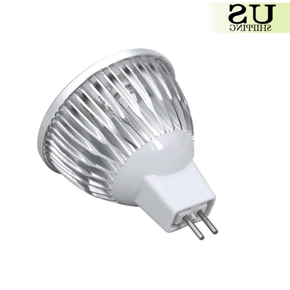 2/5/10x GU10/MR16 LED Down Ligtht Lamp