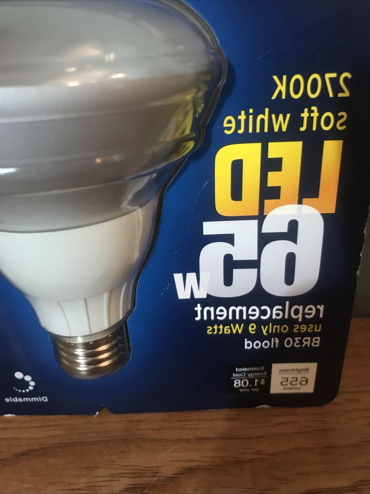 2 Cree 65W BR30 Light Bulb