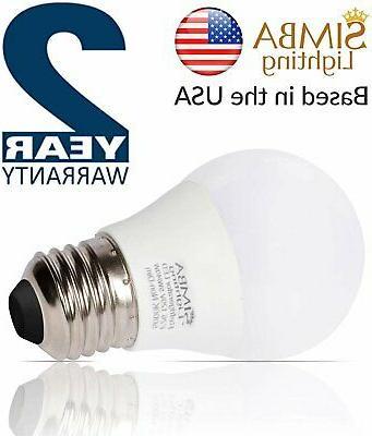 LED A15 Bulbs E26