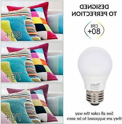 5W 120V Bulbs