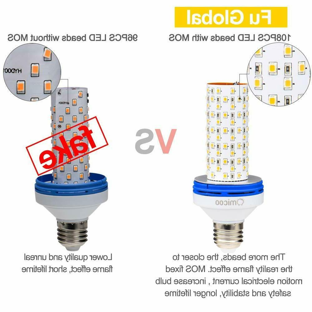 2 Pack Effect Light Bulb E27 Lamp