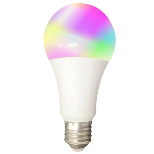 2*Wifi Smart Light Bulb Alexa/Google App