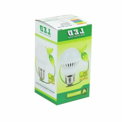 10 Pack LED 6500K Daylight White Bulb E26/27