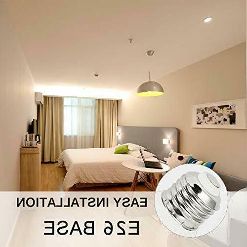 LOHAS Equivalent Bulb, Daylight Bulb 30Watt Commercial