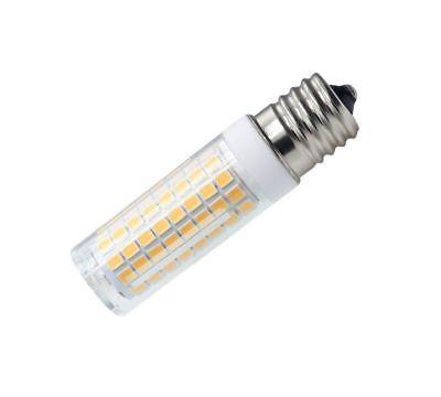 2pcs E17 LED bulb 102led Ceramics Light White H