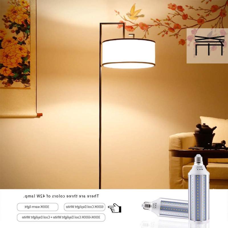 300 Light Bulb 6000k E26/E27 Basement