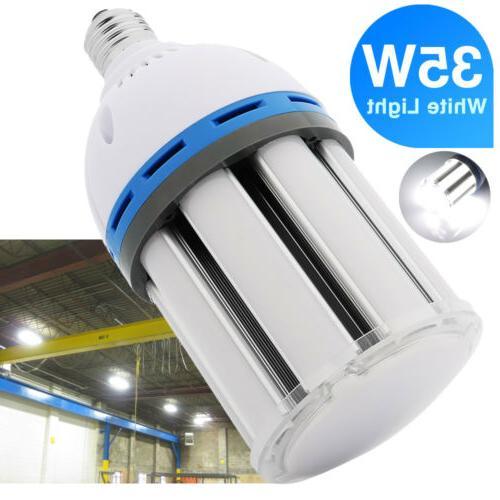 35W LED Corn Light Bulb E26 Medium Base 300 Watt Metal Halid