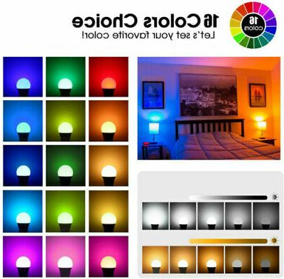3pcs RGB LED Remote Control