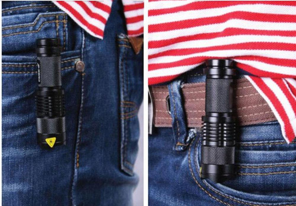 3Sets Tactical Police CREE Torch +Battery +Charger