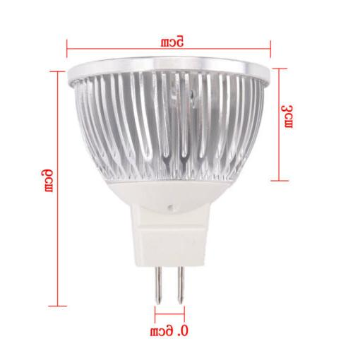 4W MR16 LED Room