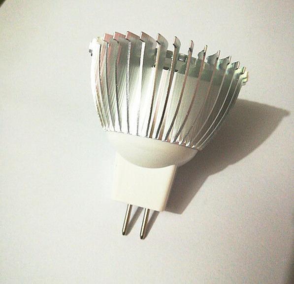 3W Purple 1*3W LED Light Bulb