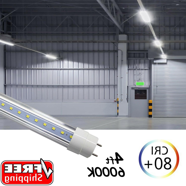 10-100 4FT Tube Bulbs 18W