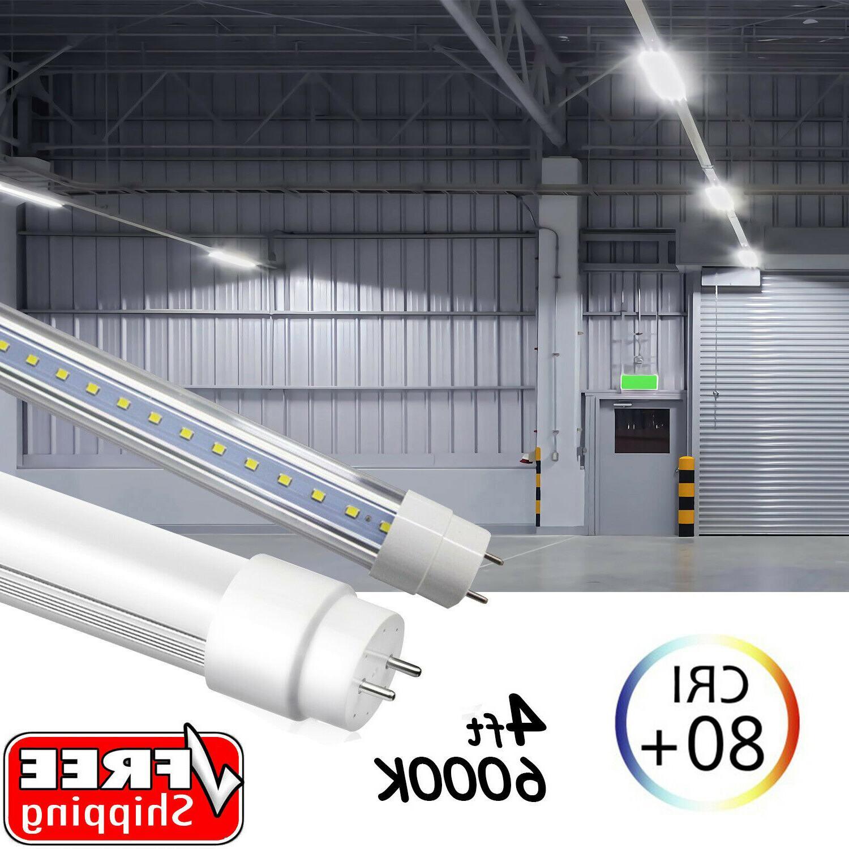 4 100 pack led g13 4ft 4