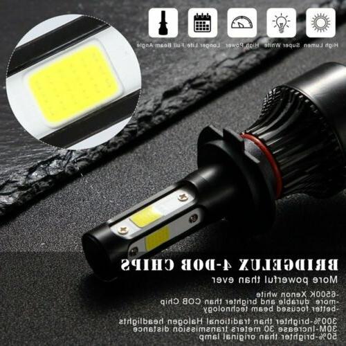 4 2000W LED Kit or Light Bulb 6000K