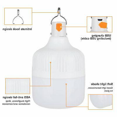 40W/100W USB LED Bulb Portable