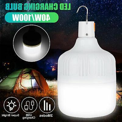 40w 100w usb led light bulb portable