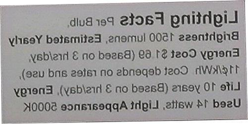 Philips Frosted 5000-Kelvin, , Medium Base, 4-Pack, 455717