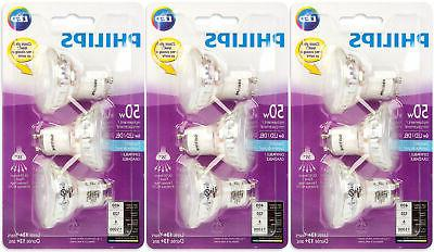 465104 led 50w equiv gu10 daylight bulb