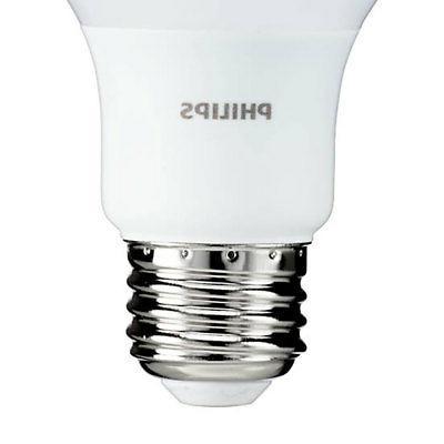 Philips 5.5 40W Lumen Soft White LED Bulb, Pack