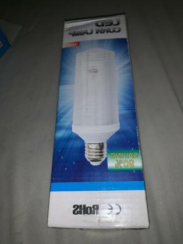 Medium Edison Screw E26 Base LED Corn Bulb 50W AC 85-265V Da