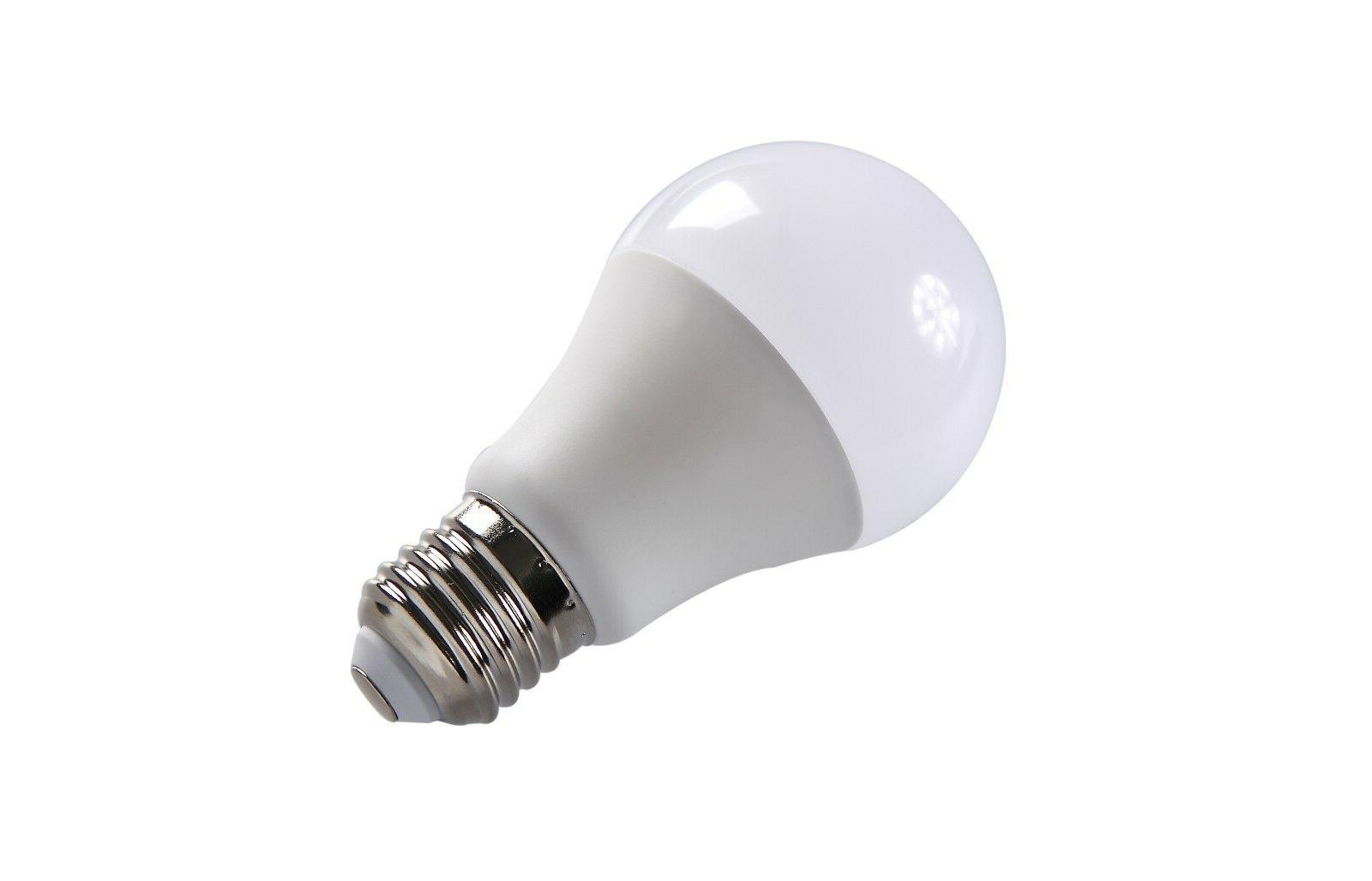 5 Pack Luxlichat Dimmable 100W Equivalent A19 Led Light Bulb