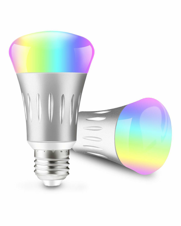 WiFi Smart Bulbs LED Lamp /Alexa/IFTTT