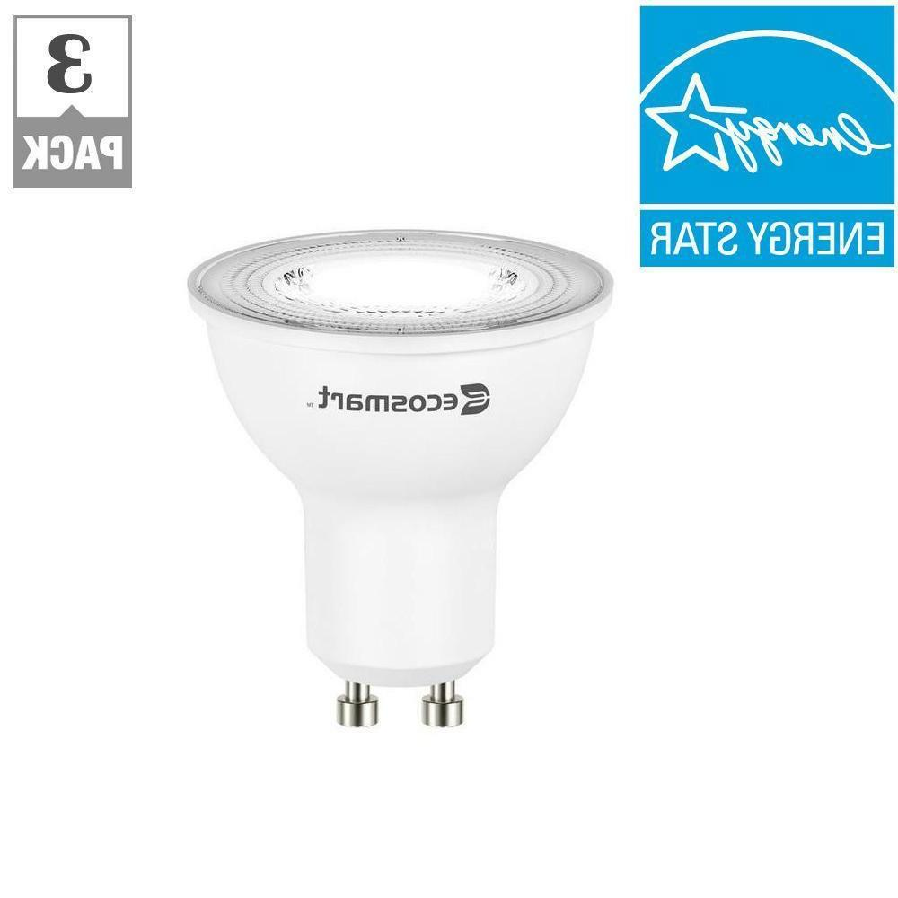 EcoSmart GU10 Bulb 3pk