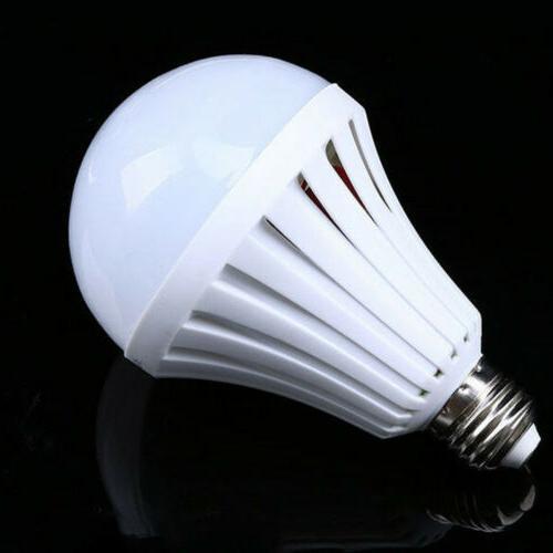5pcs Light Bulb Rechargeable Lamp 5-12w