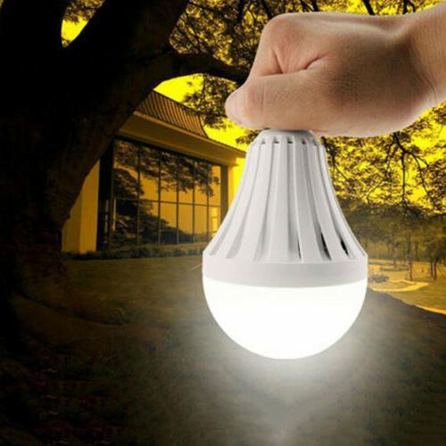 5pcs Emergency Light Bulb Rechargeable Lamp Magic 5-12w