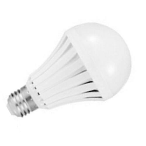 5pcs E27 Emergency Light Intelligent Lamp Magic 5-12w