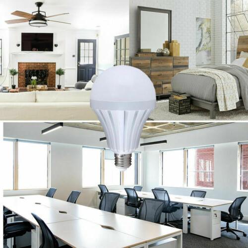 5pcs Light Bulb Rechargeable Intelligent Lamp Magic