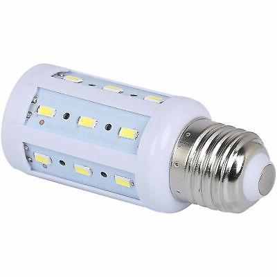 6-Pack 40W Bulb 24-Chip Corn Light E26 5W Daylight 6000K 6X