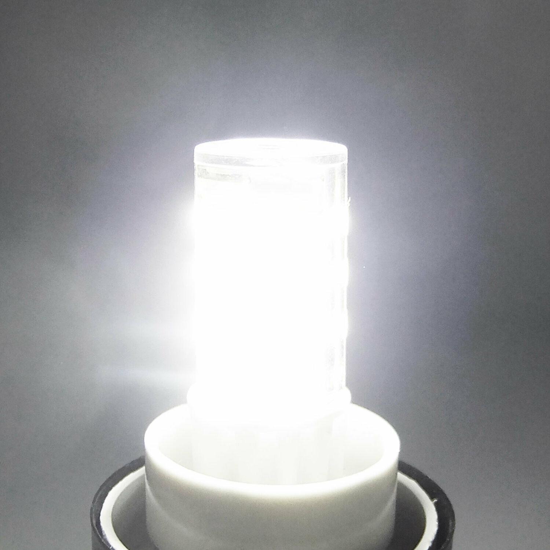 6-PACK E12 Bulb, Halogen Equivalent E12