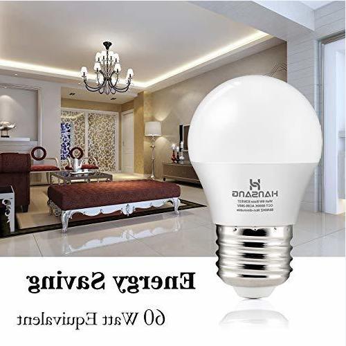 6 A15 Bulb 6 ,E26