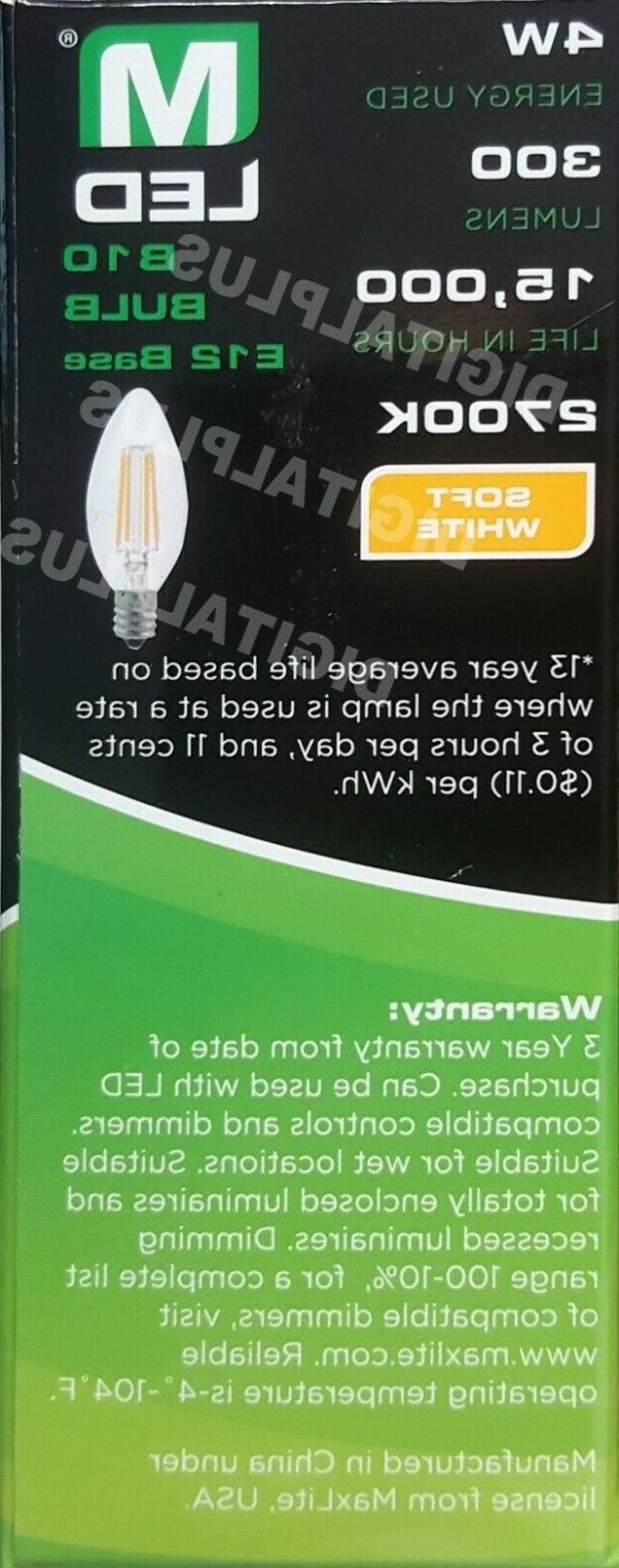 6 Light 300L Candelabra